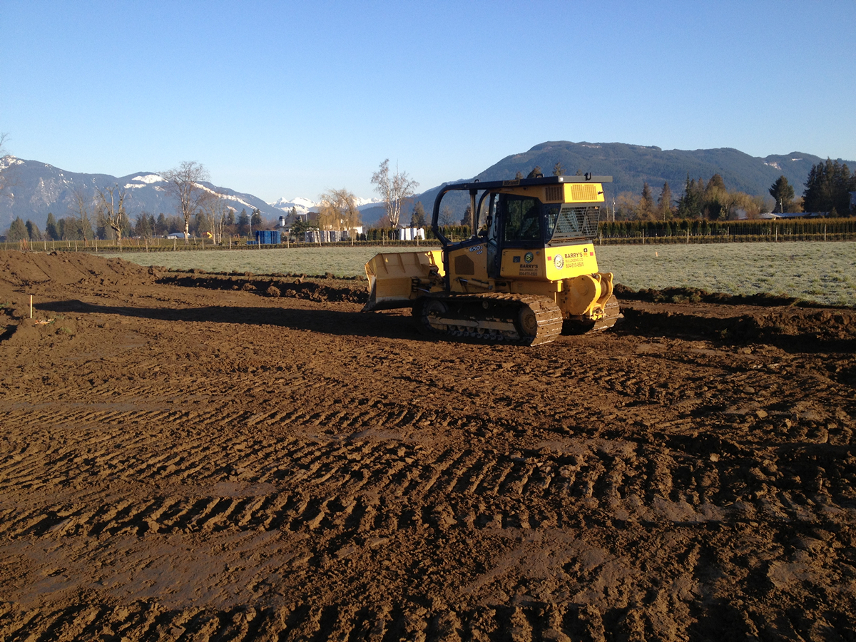 Chilliwack new home construction