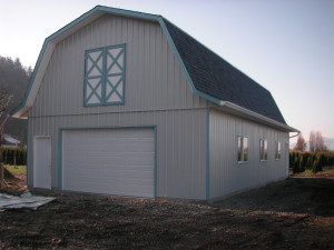 Mr. Build barn
