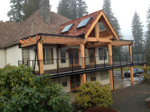 Mr. Build Chilliwack deck renovation and deck construction