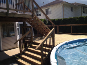 Mr. Build deck renovators in Chilliwack