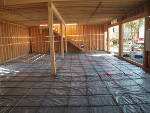 Chilliwack new garage construction
